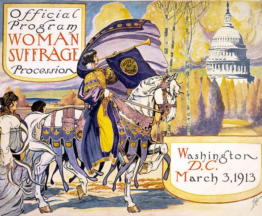 suffrage-art-march-program