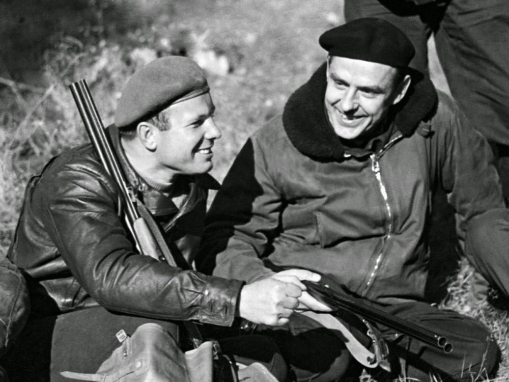 Komarov Gagarin